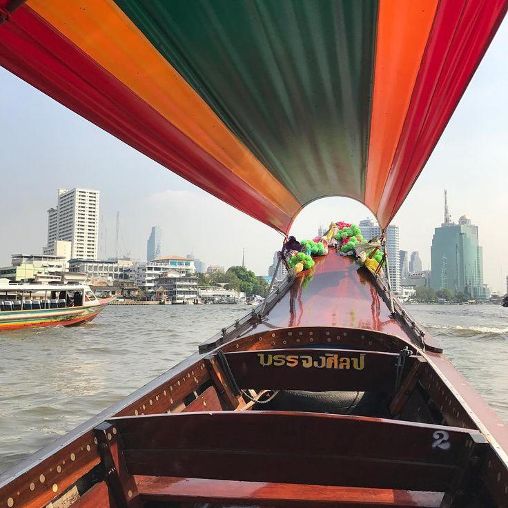 #bangkok #river #riverside #lovelybangkok #thailand #vacation #holiday