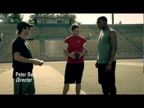 Under Armour Footsteps - Tom Brady & Cam Newton Meet