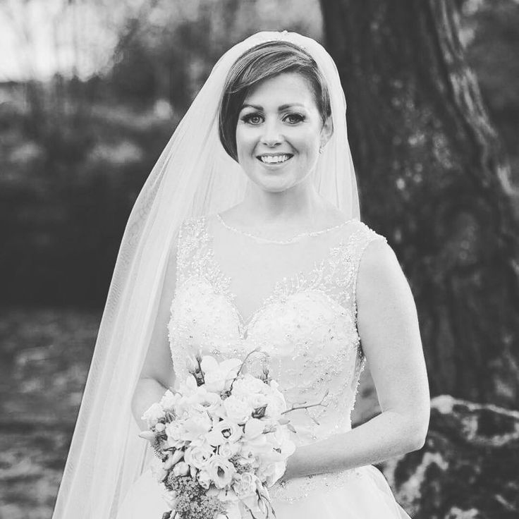 Congratulations to #ourbride Tanya Morahan. She looks absolutely beautiful. We wish you and your husband a life full of love!