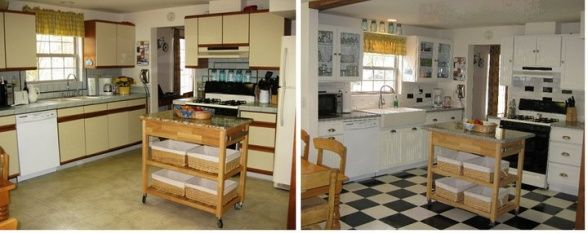 57 Best Images About Kitchen Makeover On Pinterest Islands Cabinets And Ga