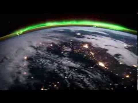 Northern Lights From 100,000 ft! - YouTube AMAZING VIEW!! (4:50) best images from the beginning