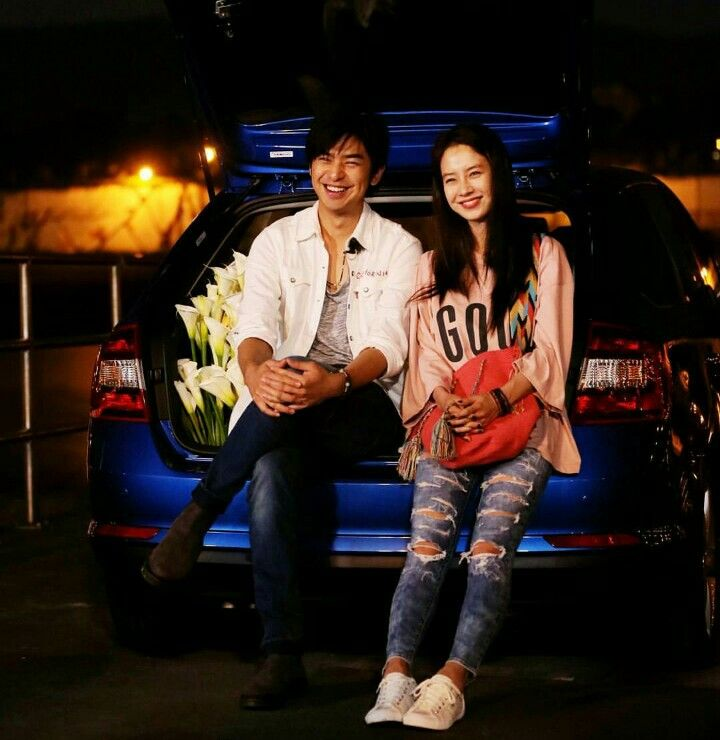 Song Ji Hyo and Chen Bolin starring in We Are In Love