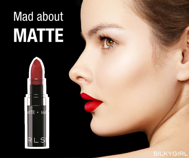 GOMATTE LIPCOLOR SILKYGIRL - It's all about that red and stand out in a crowd