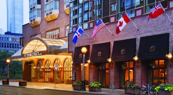 HOTEL カナダ・トロントのホテル>市内中心部に位置>ダブルツリー バイ ヒルトン トロント ダウンタウン(DoubleTree by Hilton Toronto Downtown)