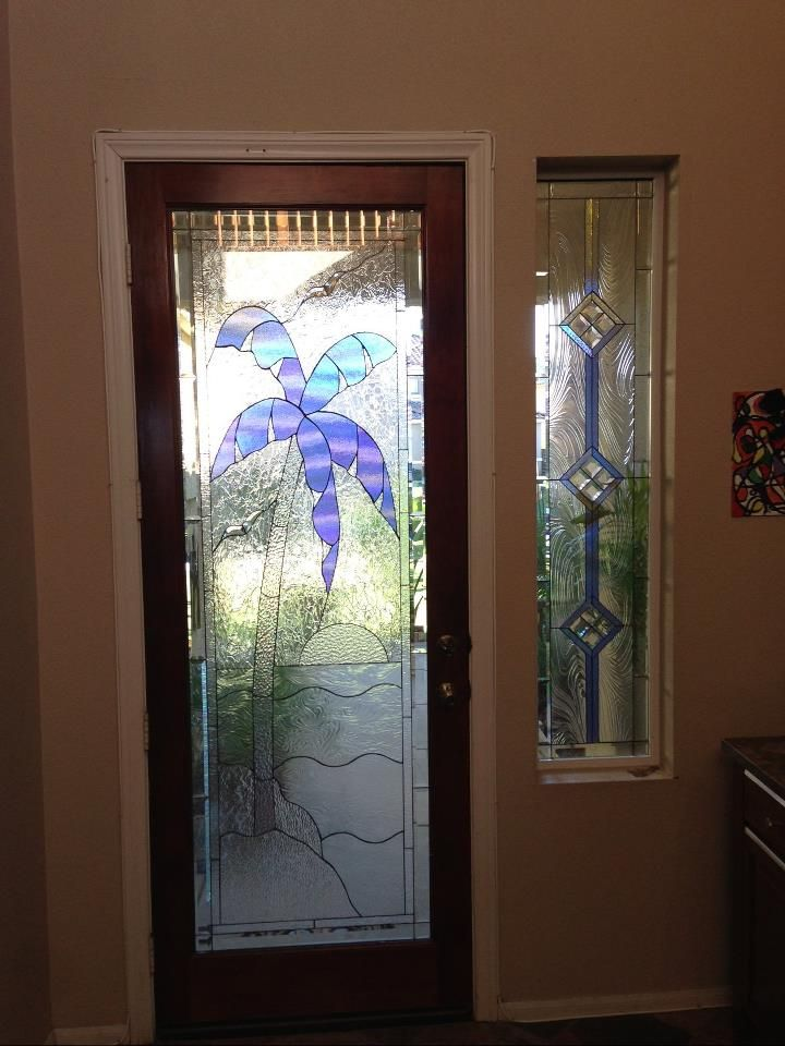 1000 images about stained glass ideas for the house on for 6 window panel front door