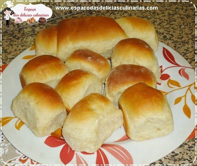 Pão de leite salgado