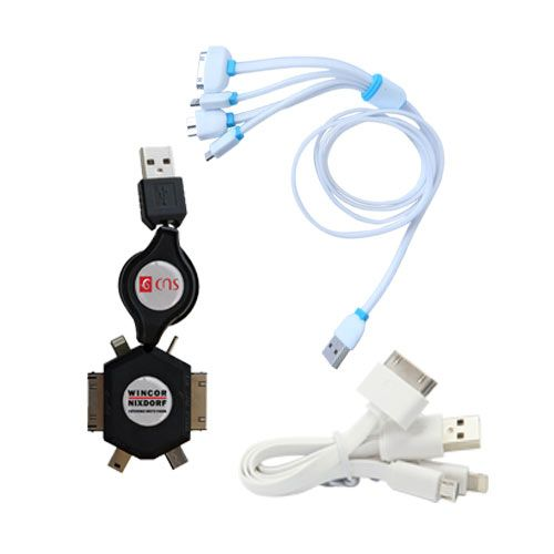 #STEIGENS give multi device interface that features Micro USB connectors, intended to charge any gadget which utilizes any of connectors. We in like way have distinctive exceptionally claim to fame shape multi device cable for #CorporateGifts and #PromotionalGifts so that engraved with #custom #business logo of