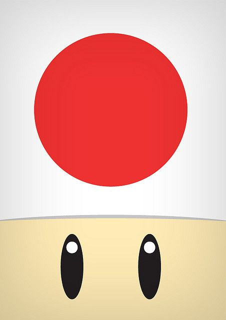 Minimalist Game Design - Toad