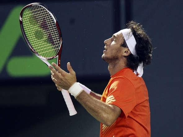 Mónaco peleó hasta el final, pero no pudo con Djokovic en semis.: Mónaco Peleó, Peleó Hasta, The End, De Miami, Con Djokovic, Until