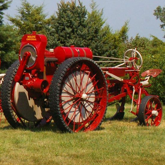 Living the MM Life: Minneapolis-Moline Tractors - Tractors - Farm Collector