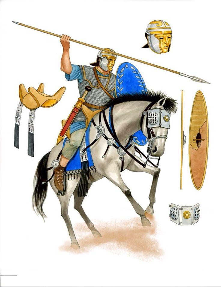 самый римский всадник картинка готовим