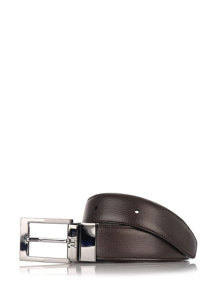 dunhill Brown and Green Reversible Belt Brown #alducadaosta #business #meeting #businessmeeting #men #apparel #style #fashion #inpiration #inspo #streetstyle #dunhill