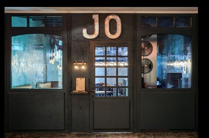 JoGrilledFood проектной группой WhiteRhino, Тегеран – Иран » Розничная дизайн блога