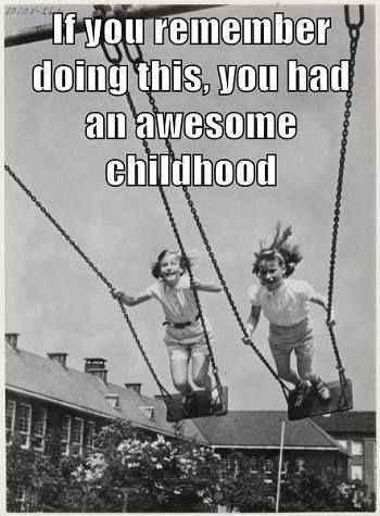 Swinging with Friends - who didn't do this?