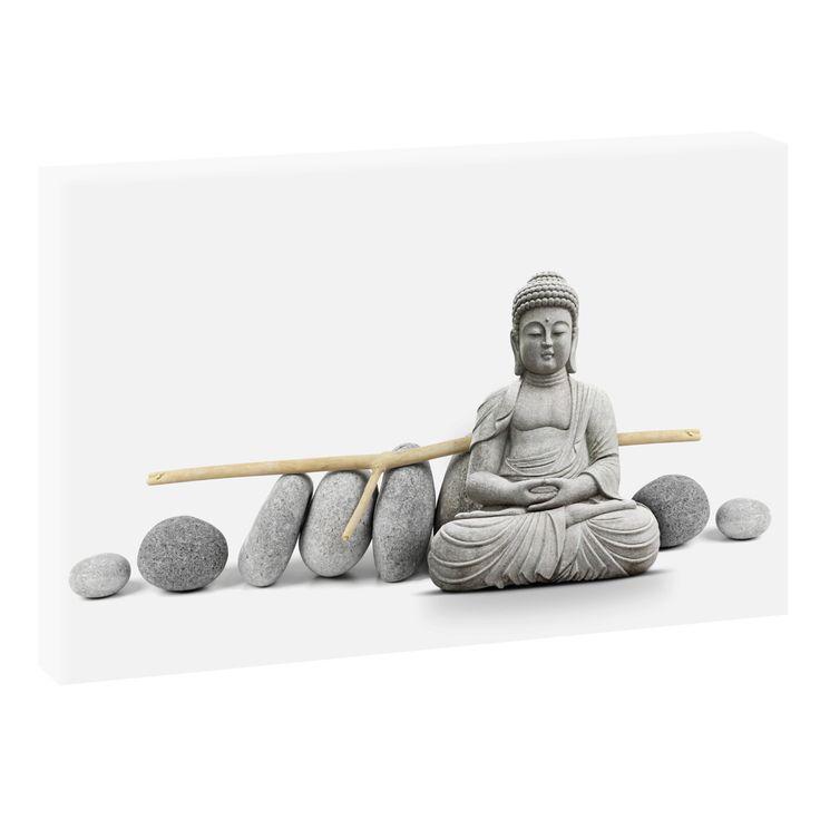 Buddha Feng Shui  Keilrahmen Leinwand Poster XXL 120 cm*80 cm 208 von Querfarben auf Etsy