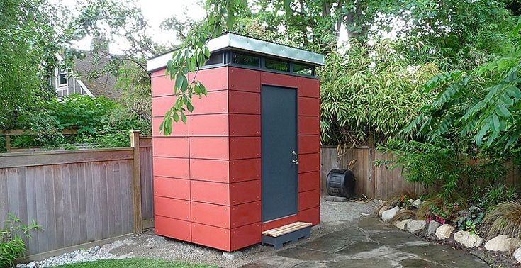 Photos Limited Living Solutions Modern Shed
