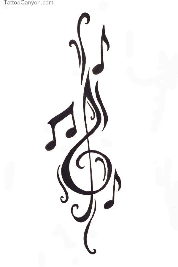 Music Tattoos Free Download Tattoo 13246 With picture 14718