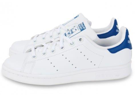 adidas stan smith junior blu