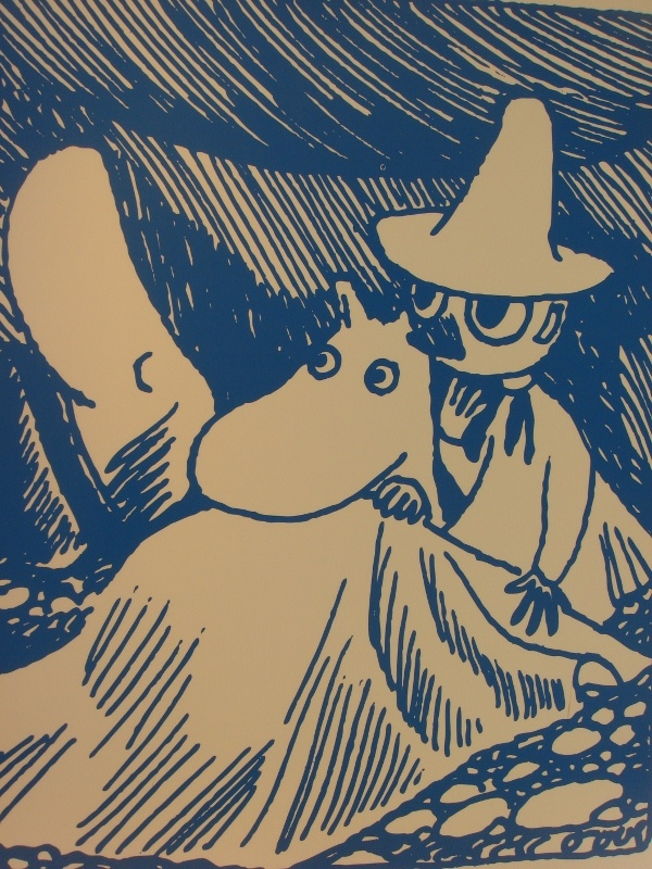 Snufkin / Moomin / Sniff