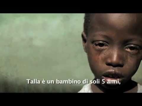 L'AGONIA DI TALLA, UNA SOFFERENZA INUTILE. Talla è un bambino di soli 5 anni. Ha il tracoma, una malattia devastante che lo sta trascinando nella cecità. È altamente contagiosa e si diffonde attraverso il contatto e la cattiva igiene. Ogni battito di ciglia lo avvicina al buio della cecità. Bastano 15 euro per salvare 30 bambini come Talla dalla cecità. http://www.sightsavers.it/%5Btalla%5D/default.html