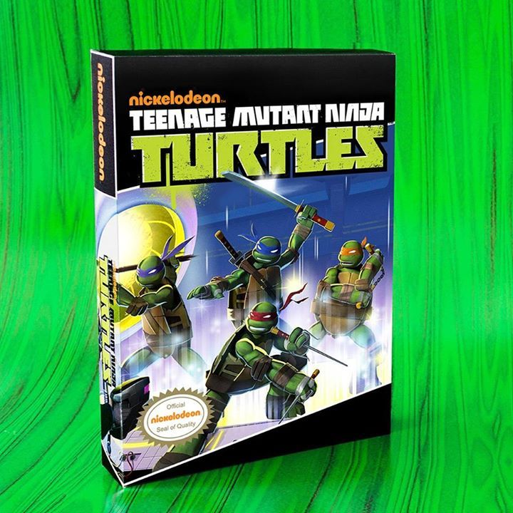 Would you play if this existed? 🎮 The classic TMNT video game reimagined!