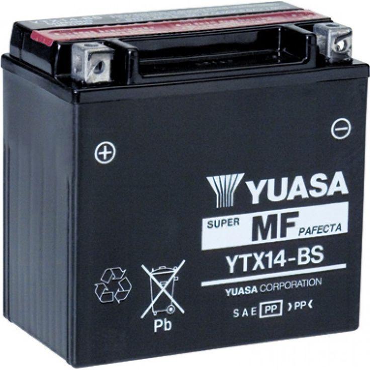 Μπαταρία ΜΟΤΟ YUASA YTX14-BS
