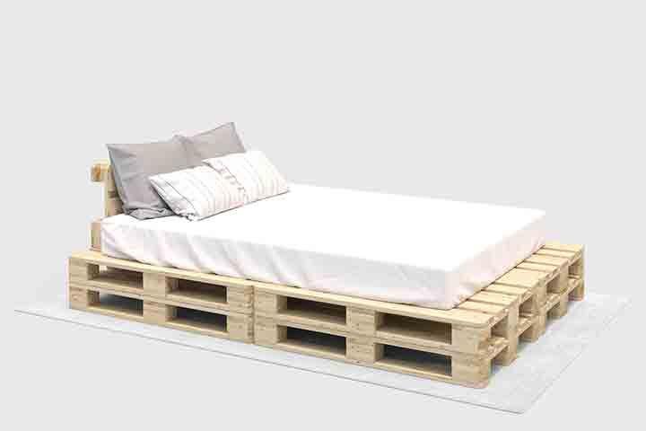 Bett Frisch Verliebt Selber Bauen Alle Mobel Create By Obi Mobel Aus Paletten Bett Selber Machen Zimmer Dekor Ideen