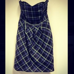 Roxy dress - going to our Wilmslow shop.
