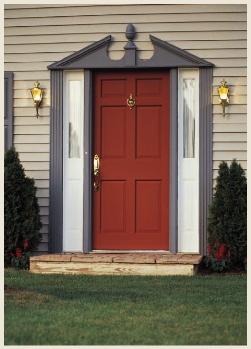 17 best images about front door colors on pinterest Best red for front door