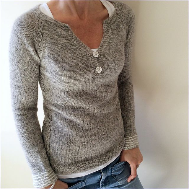 Saturday sweater