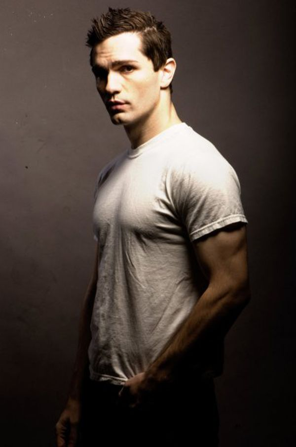 Sam Witwer..I met this beautiful man in metropolis, he hugged me!!!! Smallville <3