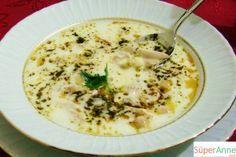 Yoğurtlu Tavuk Çorbası Tarifi   Süper Anneden Kolay Yemek Tarifleri