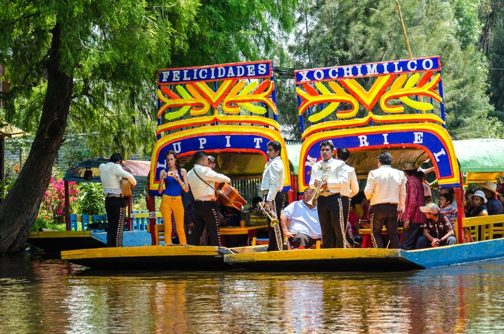"""mexico city boats with  names on them 