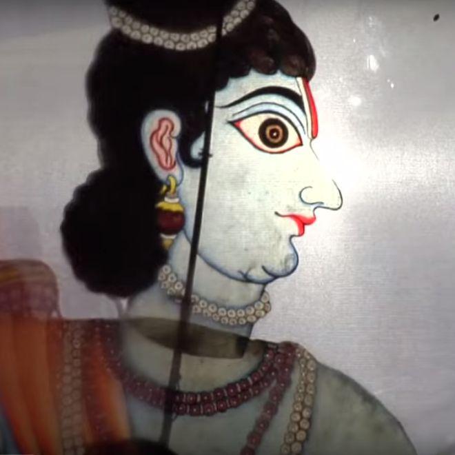 Искусство | Журнал | Arzamas Кришна и индийский театр теней