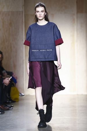 DKNY Ready To Wear Fall Winter 2016 New York