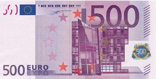 briefje van 500 euro - Google zoeken