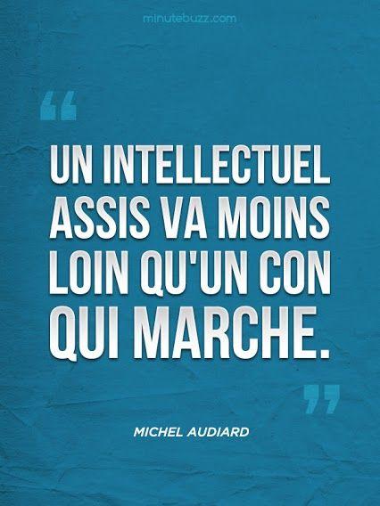 #Citation - Michel Audiard