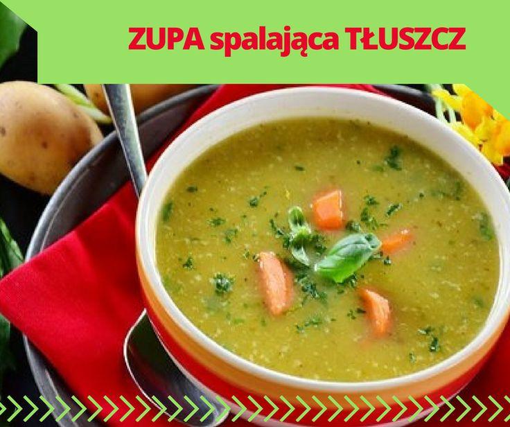 Ta zupa jest lekka, tania, sycąca i odchudzającą>> http://www.mapazdrowia.pl/przepisy/zupa-spalacz-tluszczu/