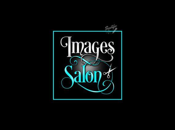 Hair Salon Logo Custom Salon Logo Design by SigntificDesigns