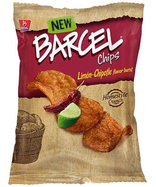 Barcel Chips Limon-Chipotle 4.12 oz