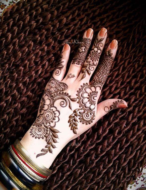 Ideas about Arabic Henna on Pinterest