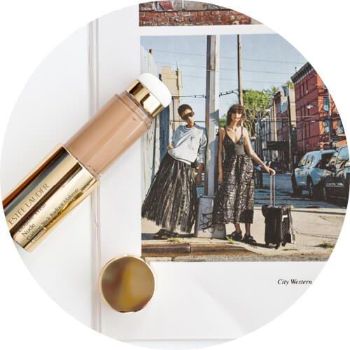 Est?e Lauder Double Wear Nude Cushion Stick Radiant Makeup  http://www.beautiqueblog.com/blog/2016/11/7/este-lauder-double-wear-nude-cushion-stick-radiant-makeup