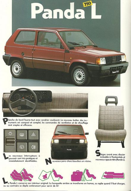 Panda brochure-1987 | Flickr - Photo Sharing!