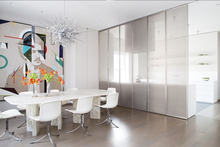 Refined Materials and Stellar Art Rule in an Apartment