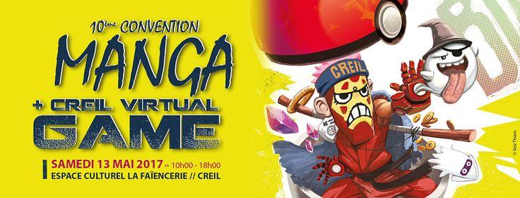 Manga Creil 2017https://www.ggalliano.fr/event/manga-creil-2017/