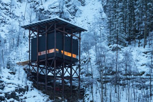 Peter Zumthor's Zinc Mine Museum Takes Shape in Norway