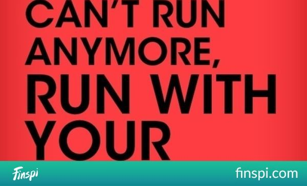 Sports Quotes #motywacja #serce #nogi #bieganie #quote #soccer #marathons #remember this