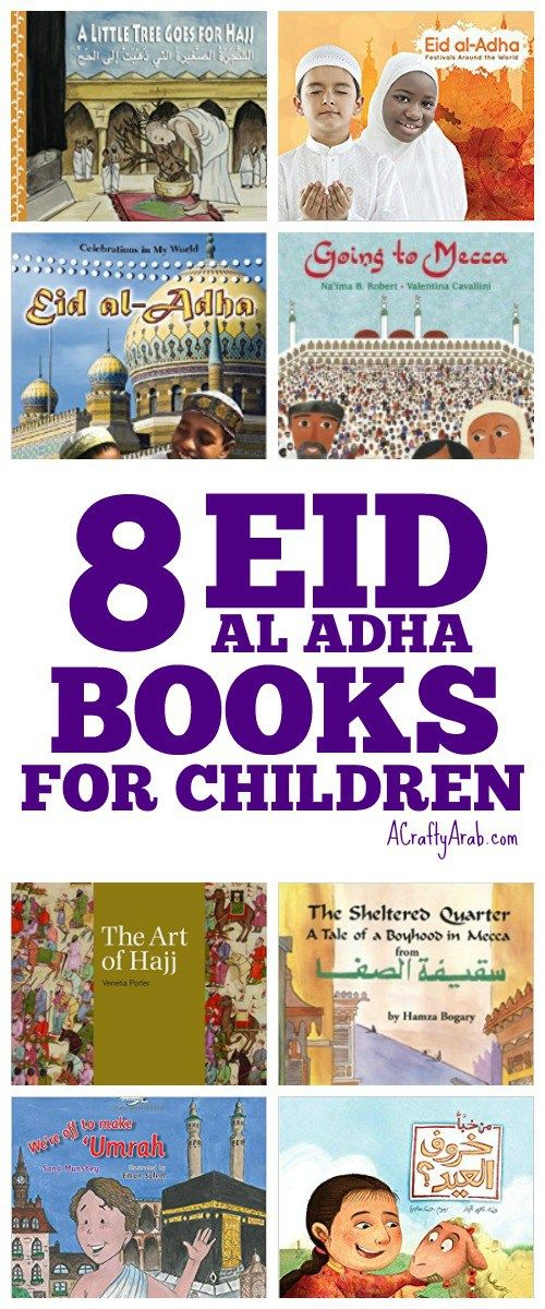 A Crafty Arab: 8 Eid Al Adha Books for Children {Resource}. Eid Al Adha is today and our house is a buzz with excitement.  I just completed a story time for our local library about hajj and what Eid Al Adha means to the 1.75 billion Muslims worldwide. As a professional storyteller, one of my favorite parts of the job is sharing my collection of …