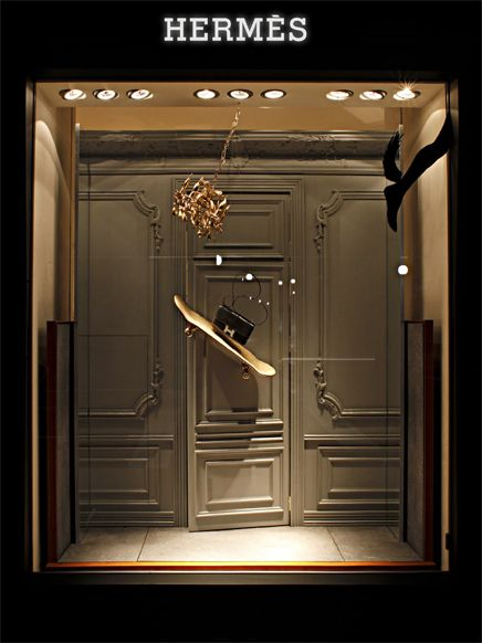 Question: Why are Hermes Australia's windows looking so fabulous ...
