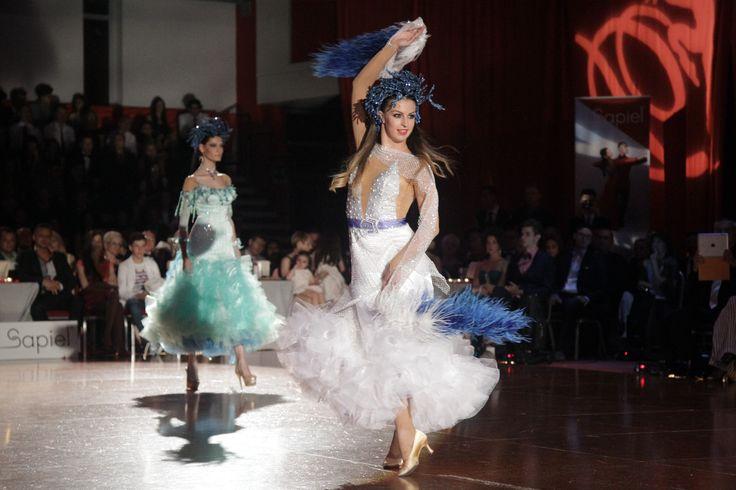 #abitidaballo #danzasportiva #moda #fashionweek #madeintaly